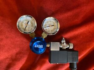 Azoo CO2 Regulator with Solenoid valve for Aquariums