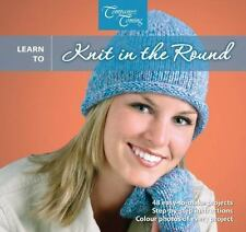 Learn to Knit in the Round (Workshop Series)