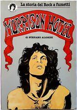 Stefano Alghisi, Morrison Hotel, Ed. Kaos / GammaLibri, 1995