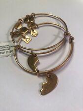 Friends Russian Gold Expandable Bracelet �� 2 Alex and Ani Friends of Best