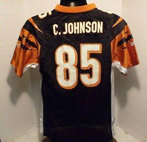 Cincinnati Bengals #85 Chad Ochocinco Johnson Football Jersey Youth SZ XL VGC