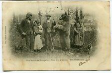 CPA - Carte Postale - France - Dans les Bois de Montapeine - Coulommiers - 1903