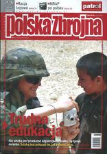 POLSKA ZBROJNA Nr41 G-10 MRAP_F-16_DUTCH ARMOR AFGHANISTAN_WW2 ST. NAZAIRE_USN P