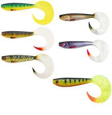Fox Rage Pro Grub Assorted Models Regular Super Natural UV Soft Lure Fishing
