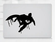 Superman Laptop MacBook iPad Tablet NoteBook Sticker Decal Vinyl Skin