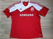 SWINDON TOWN! 2013-14! shirt trikot maglia camiseta jersey! 5,5/6 ! XL adult@