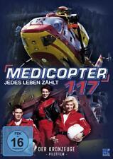DVD Medicopter 117 - Jedes Leben zählt - Der Kronzeuge - Pilotfilm - NEU