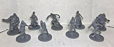 Zombicide Black Plague: Standard Zombie (SET OF 9)   CMoN: Attack Pack