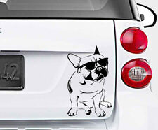 French Bulldog home car window sticker decal