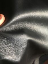 Black Freedom Milled Leather Sides 1.2/1.4 mm