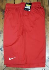 New with tags Red Nike Men's 3 Pocket Fly Shorts Sz Small 418635-657