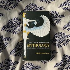 Mythology - Timeless Tales Of Gods And Heroes - Edith Hamilton Paperback Book