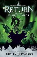 Disney Lands [Kingdom Keepers: The Return] [ Pearson, Ridley ] Used - Good