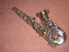 Amati - ALT -  Saxophon AAS 21 - vergoldet -