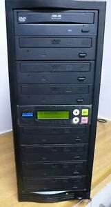 7 - in 1 DVD CD DISC BURNER DUPLICATOR - ACARD