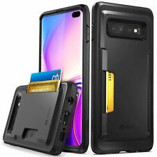 Vena Samsung Galaxy S10+ Plus Case vSkin Slim Fit Card Holder Cover Compatible
