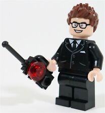 LEGO IRON MAN 2 JUSTIN HAMMER MINIFIGURE AVENGERS MARVEL - MADE OF GENUINE LEGO