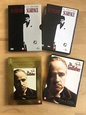 """Al Pacino: """"Scarface"""" + """"The Godfather"""" (Der Pate)"""