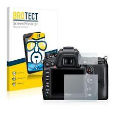 Nikon D7000 DSLR Camera,  2x  BROTECT® HD-Clear Screen Protector, hard-coated
