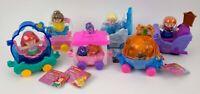 6 Fisher Price Little People Disney Princess Parade Float Sleeping Beauty Anna