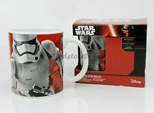 STORMTROOPER Star Wars VII Tasse Kaffeetasse Becher Keramik Milch Kakao Tee Pott