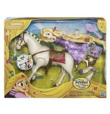 Disney Tangled The Series Rapunzel & Royal Horse Maximus 2016 Hasbro New in Box