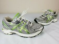 Asics Women's Gel-1170 Running Cross Training Shoes Silver Size 8.5 US / 40 EUR
