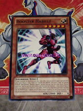 Carte YU GI OH BOOSTER HABILLE LVAL-FR006 x 3
