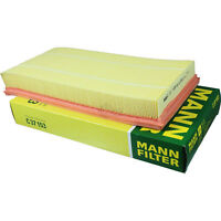Original MANN-FILTER Luftfilter C 37 153 Air Filter
