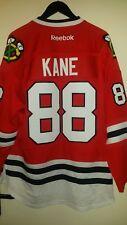 trikot eishockey NHL Chikago Backhawks Patrick Kane 2008 reebok M rot