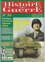 Histoire de Guerre n° 16 Juin 2001 Septembre 1944 PATTON en échec sur la Moselle