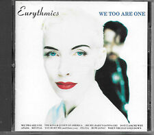 EURYTHMICS - We Too Are One CD