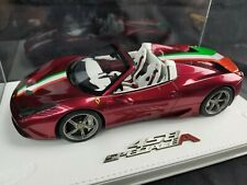 Ferrari BBR Models Deluxe 458 Speciale A Limited 03/10 MINT with COA