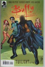 Buffy Vampire Slayer #33 cover B comic book Season 8 TV show series Joss Whedon