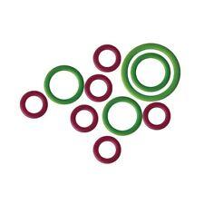 KnitPro Ring Stitch Markers: Plastic - 50pk Knitting
