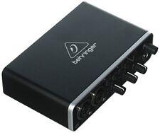Behringer U-PHORIA UMC202HD 24 Bit/192 kHz USB Audio Interface