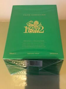 Clive Christian Original Collection, 1872 Feminine Perfume 100 ml  (*Brand New*)