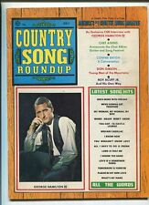 Country Song Roundup July 1970 Chet Atkins, Don Gibson, Roy Acuff  MBX86