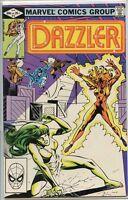 Dazzler 1981 series # 14 very fine comic book