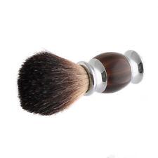 Vintage Pure Badger Shaving Brush Men Hair Shave Handle Set Barber Razor Stand