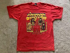 Vintage Stryper In God We Trust World Tour Shirt XL