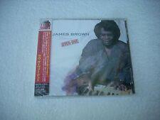 JAMES BROWN / LOVE OVER DUE - JAPAN CD