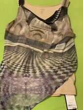 Marc Cain N4 Top New With Tags Geniue Women Beautiful