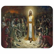 Nations Under One God Mousepad Mouse Pad Mat