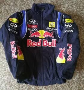 1Redbull jacket Men's coat racing jacket