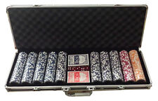 Set Poker valigetta 500 fiches All In 14 gr. high stakes
