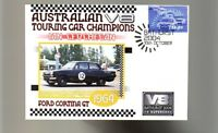AUST TOURING CAR CHAMPS COV, GEOGHEGAN 1964 CORTINA GT