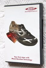 MBT: PHYSIOLOGICAL FOOTWEAR (DVD) R-2+4, LIKE NEW, FREE POST WITHIN AUSTRALIA