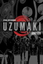 NEW Uzumaki (3-in-1 Deluxe Edition) By Junji Ito Hardcover Free Shipping