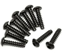HPI Racing 94355 TP Button Head Screw M3x12mm Hex Socket (10) Cup Racer